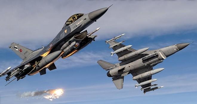 Irak'ın kuzeyinde 11 terörist etkisiz hale getirildi