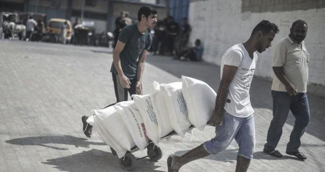 ABD'nin Filistin'e yaptığı yardımlarda kademeli kesinti