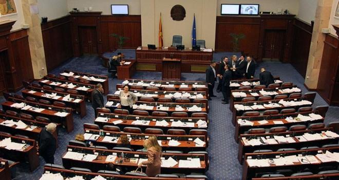 Makedonya'da kabine revizyonu