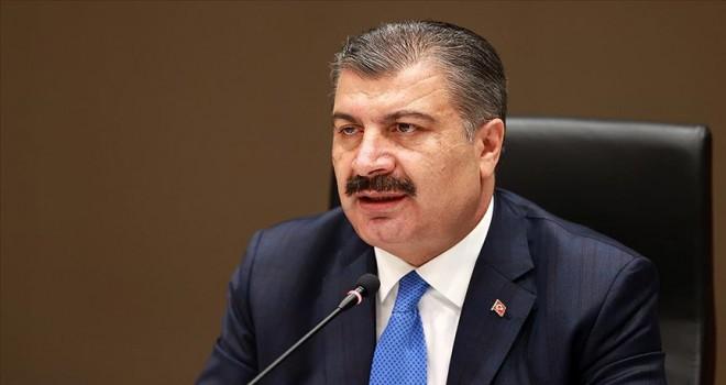 Sağlık Bakanı Koca'dan 'Kurban Bayramı'nda mesafeye dikkat' uyarısı