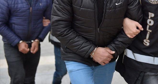 DEAŞ terör örgütü ile iltisaklı 20 yabancı uyruklu gözaltına alındı