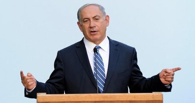 İsrail eski Başbakanı Olmert'ten Netanyahu'ya istifa çağrısı