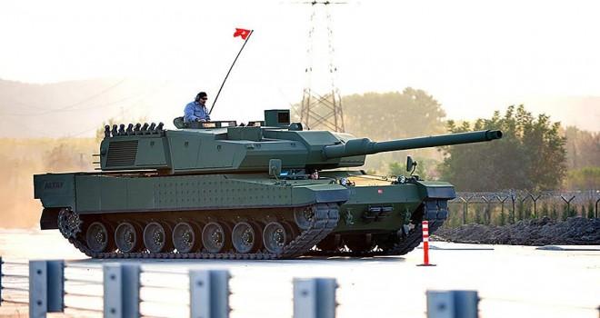 Altay tankı ihaleAltay tankı ihalesi sonuçlandısi sonuçlandı