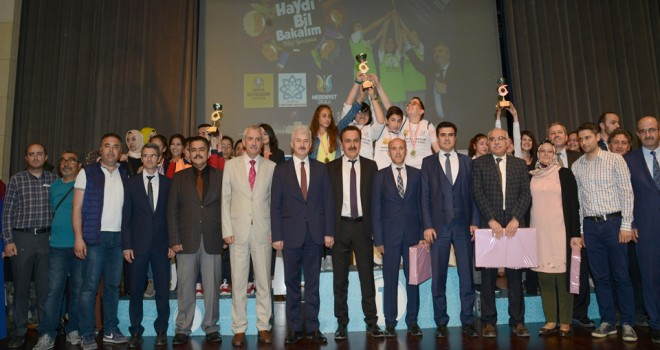 Bilgi yarışmasında final