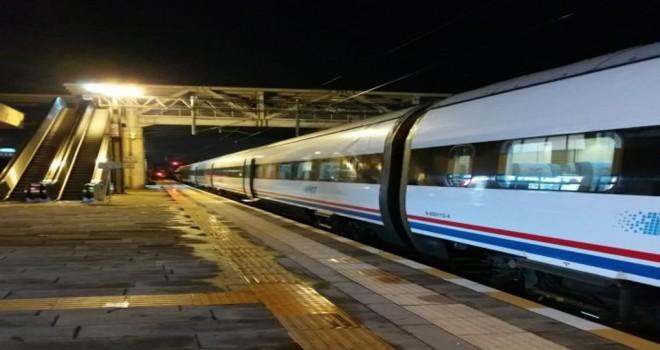 Körfez-Gebze arası demiryolu hattı yeniden açıldı