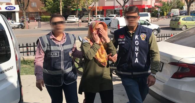 Bebeğini boğarak öldüren anne suçunu itiraf edince tutuklandı