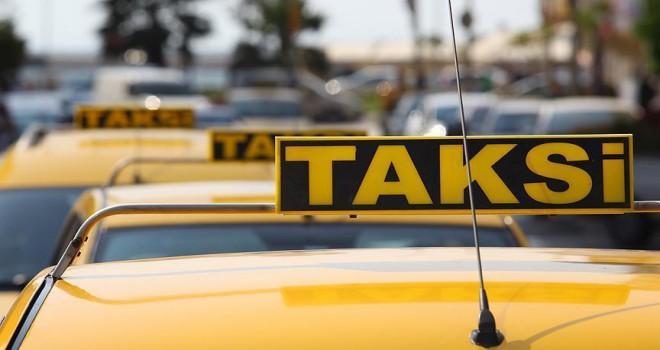Yüksek ücret talep eden taksicilere adli ve idari işlem