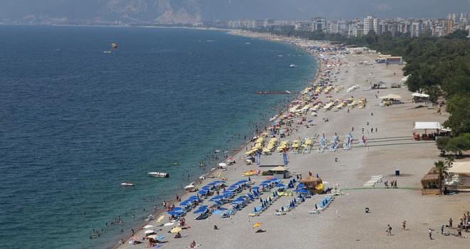 Turist sayısında artış, 9 ayda 26 milyon turist geldi