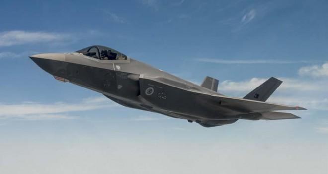 'F-35 teslimatının durdurulması uçak üretimini kesintiye uğratabilir'