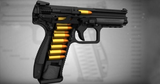 Yerli tabanca üretiminde 'seri' dönem