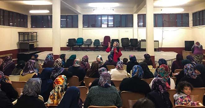 Meram Belediyesi'nden  hanımlara büyük hizmet