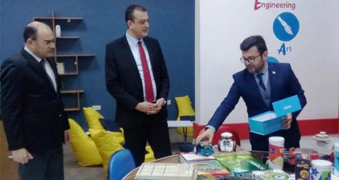 Yunak Anadolu İHL'de  geleceğin sınıfı tasarlandı