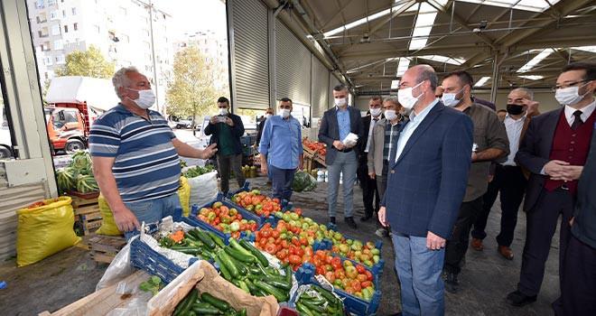 Bosna Kapalı Pazar Yeri açıldı