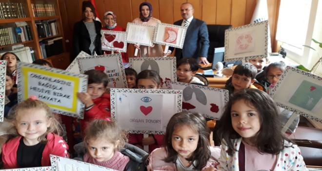 Beyşehir'de organ bağışı farkındalık etkinliği
