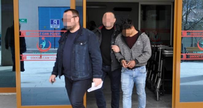 Hırsızlar plaka tanıma sistemiyle yakalandı