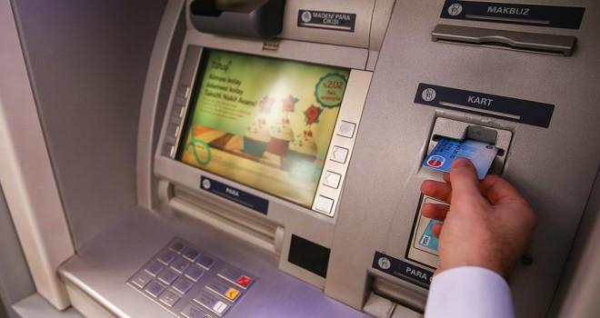 Devlet bankalarında 'ortak ATM' dönemi