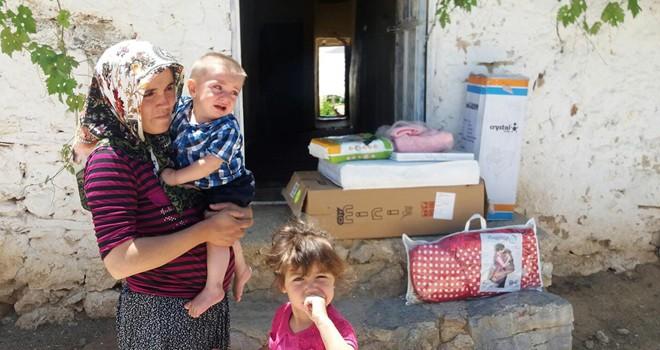 Bozkır'da hoş geldin  bebek projesi
