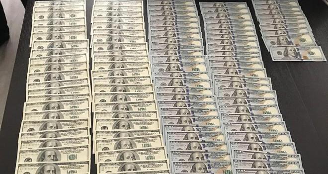 FETÖ'nün 'Erzurum bölge abisi' binlerce dolarla yakalandı