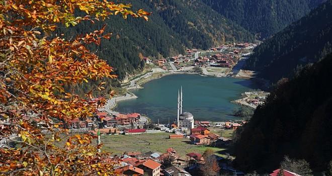 Trabzon'un eşsiz güzelliklerini 726 bin kişi ziyaret etti