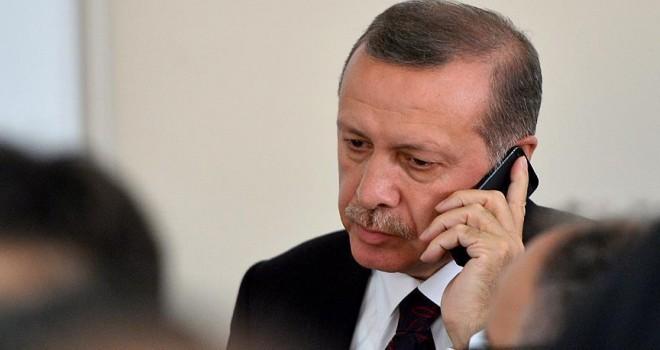 Cumhurbaşkanı Erdoğan'dan Reyhanlı'da şehit olan genç kızın ailesine taziye telefonu
