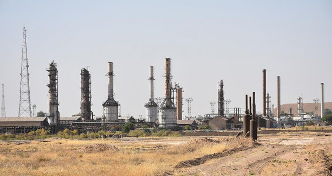 Kerkük'ten Ceyhan Limanı'na 100 bin varil petrol ulaşacak'