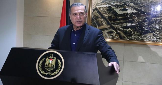 Filistin yönetiminden ABD'nin Tel Aviv Büyükelçisine 'temsil' sorusu