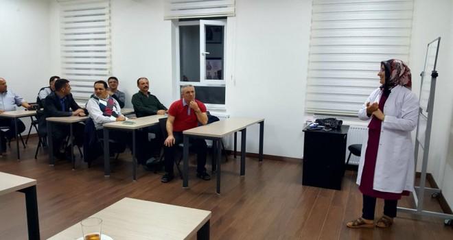 Seydişehir'de işaret dili kursu açıldı