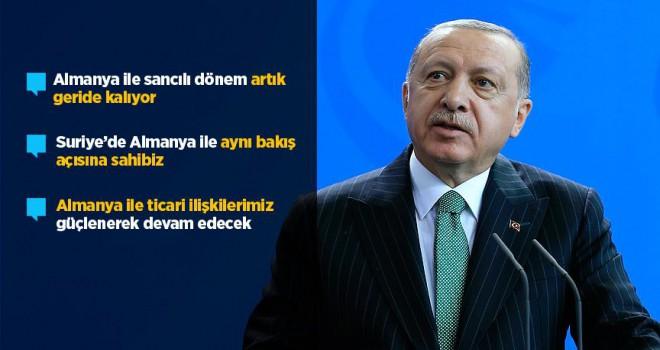 Ziyaret Türk-Alman dostluğunu daha da perçinleyecek