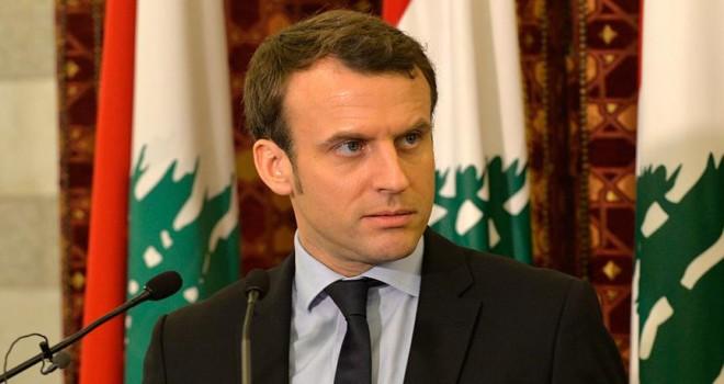 'Fransa, Lübnan'a verdiği desteğin arkasında'