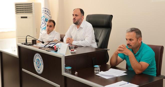 Beyşehir'de inşaatsektörüne destek