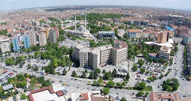 Konya'nın çevresel  gürültü eylem palanı hazır