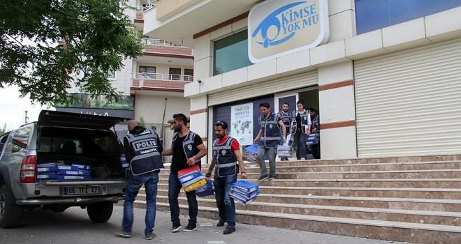 Kimse Yok Mu Derneği yöneticilerine FETÖ operasyonu: 13 gözaltı