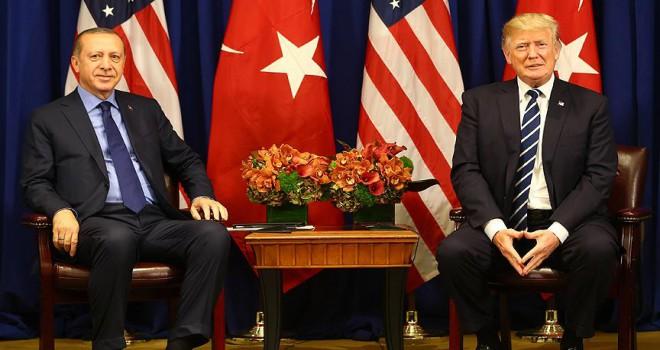 Trump Erdoğan ile görüşmeye açık fakat planlanmış bir tarih yok