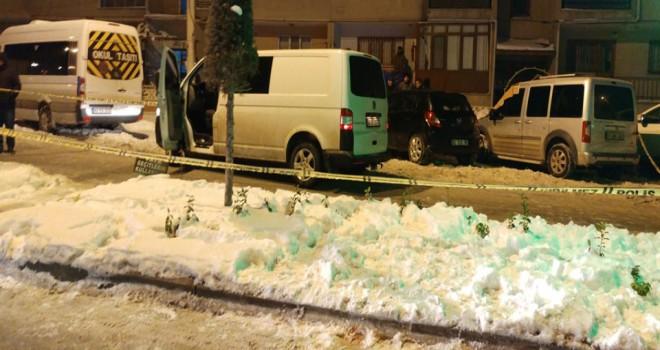 Konya'da bir kişi silahla yaraladı