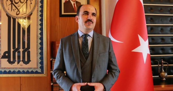 Her kültürden insan Konya'da buluşuyor
