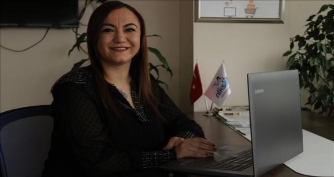 Gaziantepli kadın girişimciden 9 ülkeye yazılım ihracatı