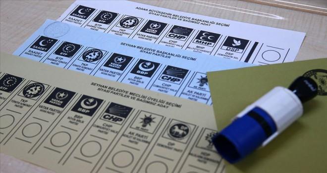 Seçim yayın yasağı saat 19.15'te kalkacak