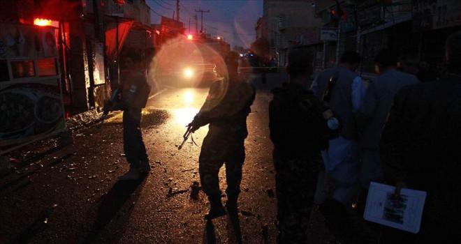 Afganistan'da bombalı saldırı: 16 ölü, 119 yaralı