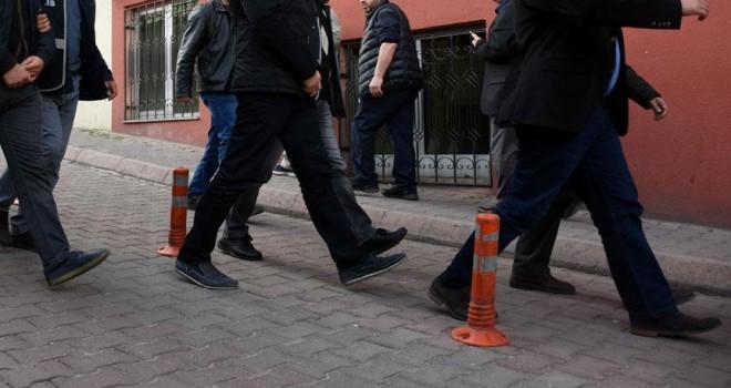 Zonguldak merkezli 'kripto' FETÖ/PDY operasyonunda 15 gözaltı