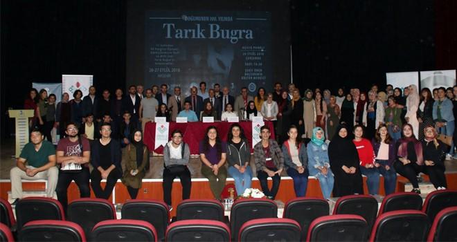 Tarık Buğra'yı anma etkinlikleri sona erdi