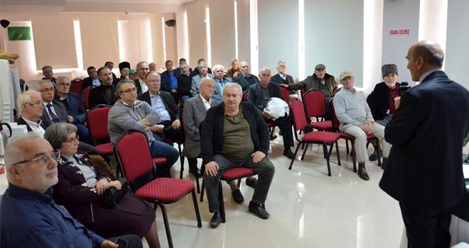 Çerkez dil çalıştayı düzenlendi