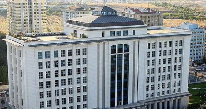 AK Parti'den milletvekili aday adaylarına taahhütname