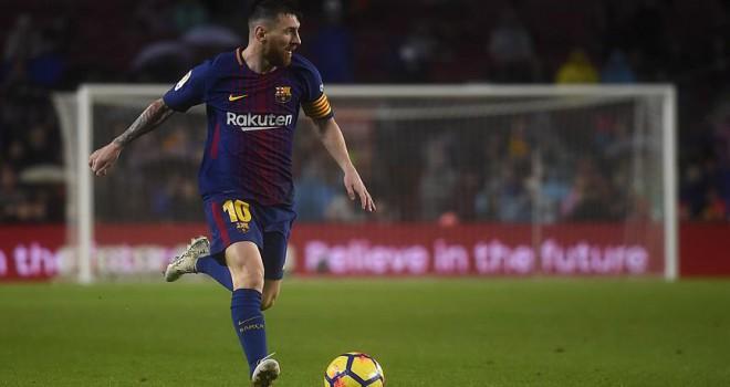 Barcelona liderliği kaptırdı