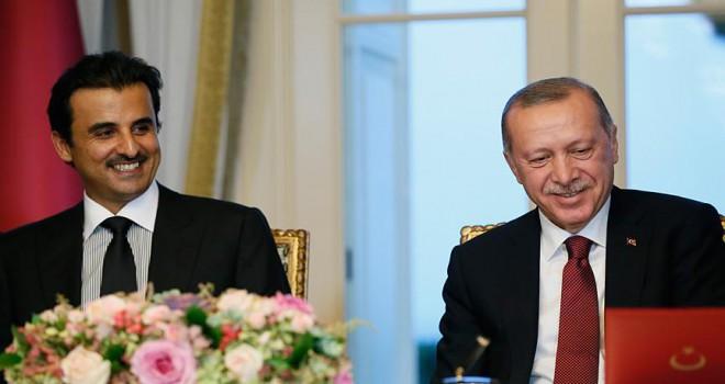 'Türkiye ve Katar kara gün dostudur'
