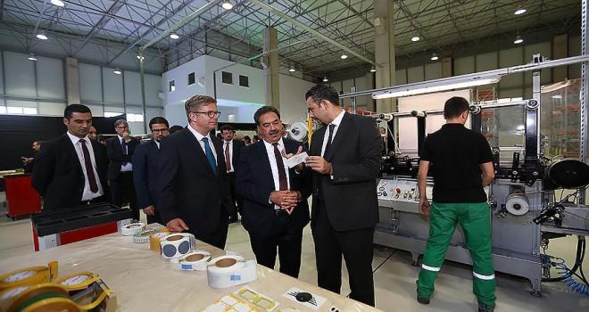 'Made in Türkiye' etiketli ürünleri ihraç edecek