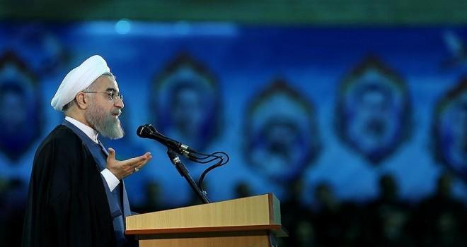 Ruhani'den ABD'ye