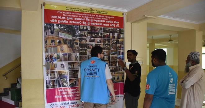 TDV Sri Lanka'da
