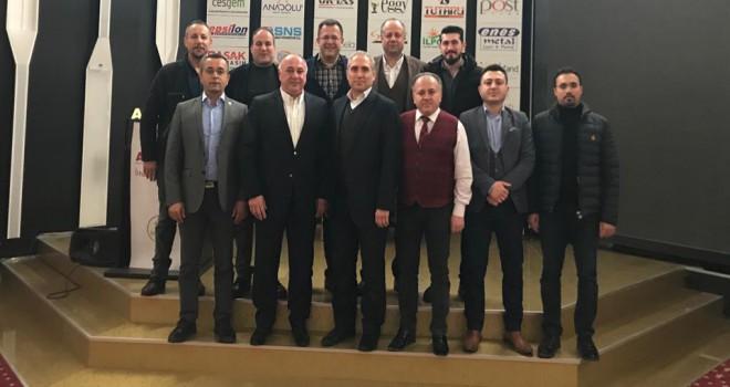 Azerbaycan ile ticari hacim genişleyecek