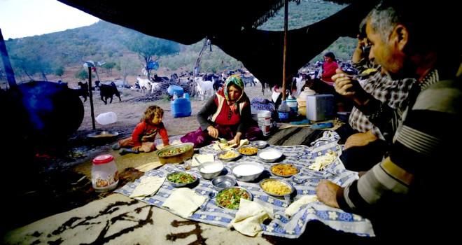 Kıl çadırda ramazan