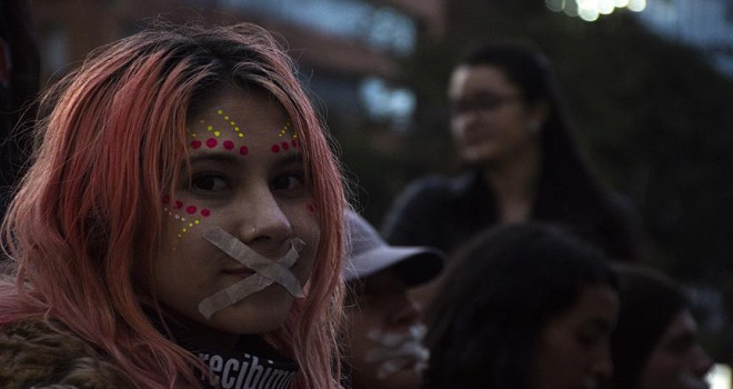 Kolombiya'da hükümet ve rektörler anlaştı